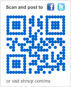Scan me with your smartphone...